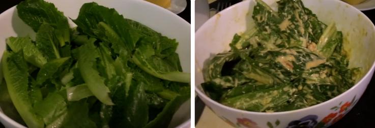 салат цезарь с курицей в домашних условиях рецепт с фото