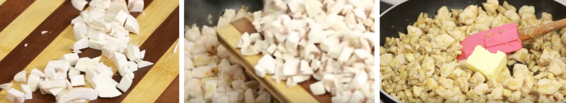 жульен с курицей и грибами рецепт с фото