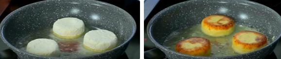 рецепт сырников из творога
