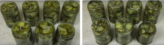 салаты на зиму рецепты из огурцов