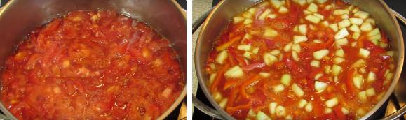 салаты на зиму рецепты из кабачков