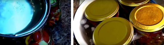 салаты на зиму рецепты овощной