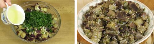 баклажаны рецепты быстро и вкусно