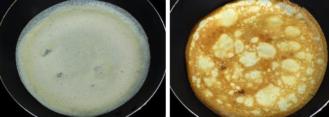 блины на молоке рецепт тонкие с дырочками