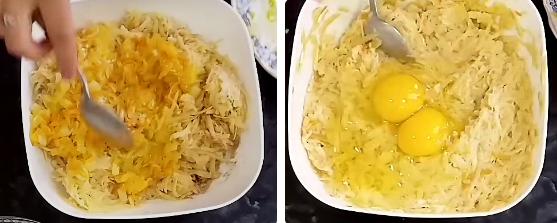 картофельная запеканка с фаршем в духовке