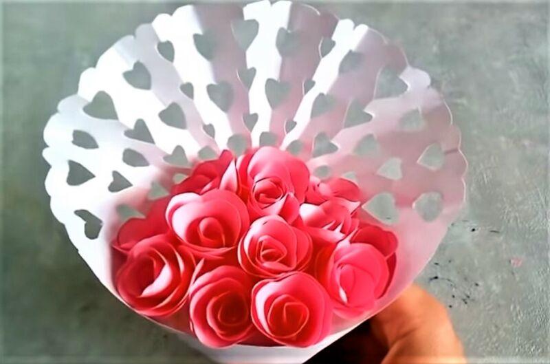 Картинки днем, роза открытка маме своими руками