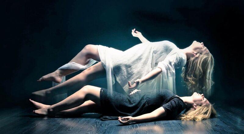 душа после смерти